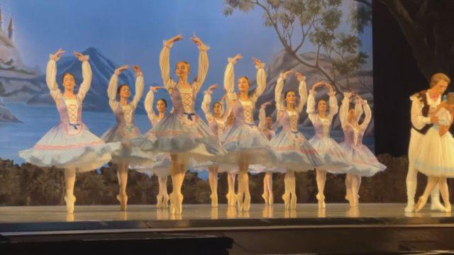 В театрі опери і балету відбулась пре'єра балету «Жизель»