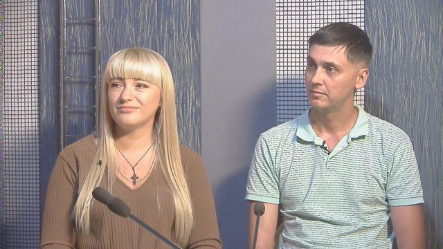 Игорь Курапов  и Мария Подчинок / 09 августа 2021
