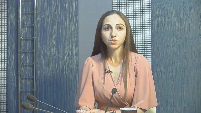 Ксения Степанова / 26 августа 2021