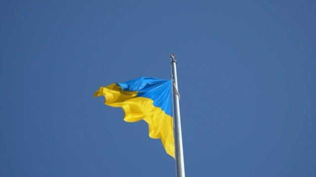 Підняли найбільший прапор в Одесі