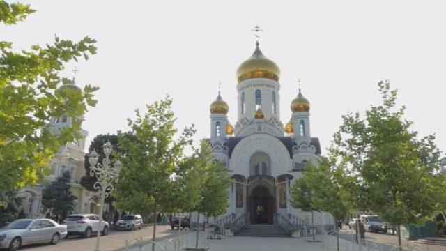 ТЕО — 588 Ведучий – священик Богдан Кирничний
