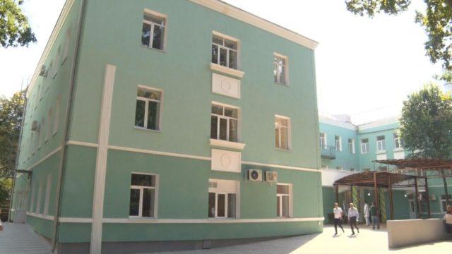 Урочисте відкриття: Сучасне відділення міської лікарні №5