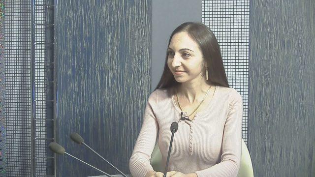 Ксения Степанова / 30 сентября 2021