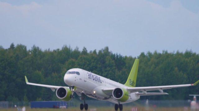 Ексклюзивне інтрев'ю. Міжнародний аеропорт «Одеса» і авіакомпанія АirBaltik
