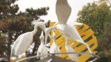 Відкриття скульптури. Перша колаборація ДТЕК і сучаного українського мистецтва