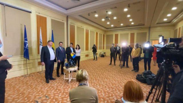 Засідання Міжпарламентської Ради Україна-НАТО (UNIC)